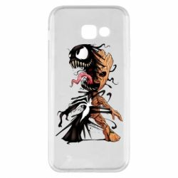 Чохол для Samsung A5 2017 Groot and Venom