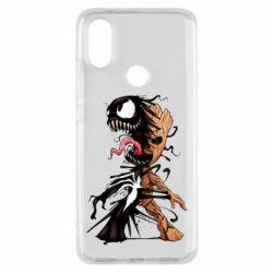 Чохол для Xiaomi Mi A2 Groot and Venom