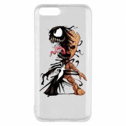 Чохол для Xiaomi Mi6 Groot and Venom