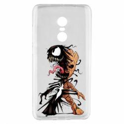 Чохол для Xiaomi Redmi Note 4 Groot and Venom