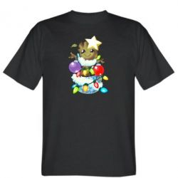 Чоловіча футболка Groot in the garland