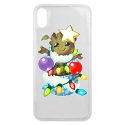 Чохол для iPhone Xs Max Groot in the garland