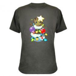 Камуфляжна футболка Groot in the garland