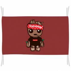 Флаг Groot smokes