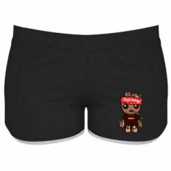 Женские шорты Groot smokes