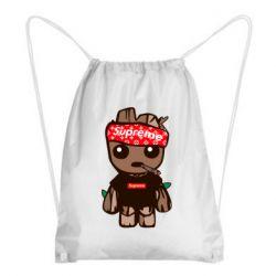 Рюкзак-мешок Groot smokes