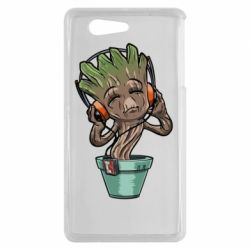 Чехол для Sony Xperia Z3 mini Groot - FatLine