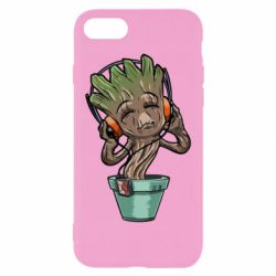 Чехол для iPhone 7 Groot - FatLine