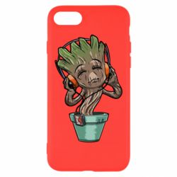 Чехол для iPhone 8 Groot - FatLine