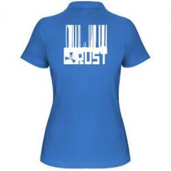 Купить Женская футболка поло Growing forest, FatLine