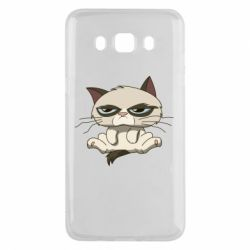 Чохол для Samsung J5 2016 Grumpy Cat Art nope