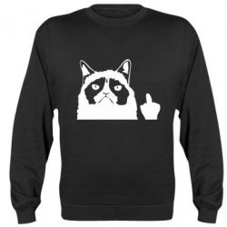 Реглан Grumpy cat F**k Off
