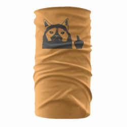Бандана-труба Grumpy cat F**k Off