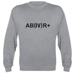 Реглан Группа крови (4)АВ+
