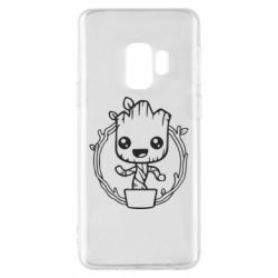 Чохол для Samsung S9 Grut with smile