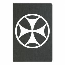 Блокнот А5 Грузинский Крест