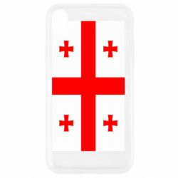 Чохол для iPhone XR Грузія