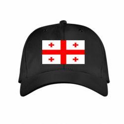 Детская кепка Грузия - FatLine