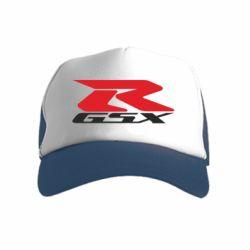 Дитяча кепка-тракер GSX-R