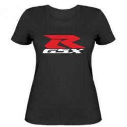 Женская футболка GSX-R - FatLine
