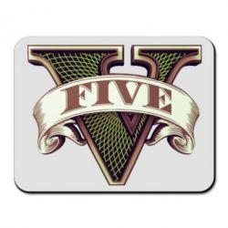 Коврик для мыши GTA 5 3D Logo - FatLine