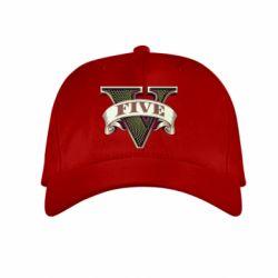 Детская кепка GTA 5 3D Logo - FatLine