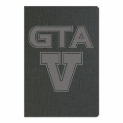 Блокнот А5 GTA 5