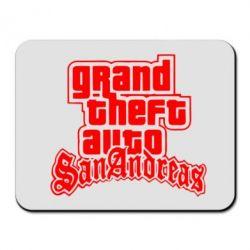 Коврик для мыши GTA San Andreas - FatLine