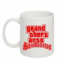 Кружка 320ml GTA San Andreas