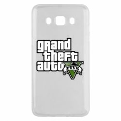 Чехол для Samsung J5 2016 GTA V Maine Logo