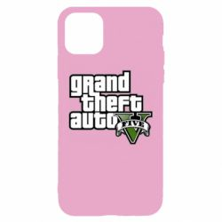 Чехол для iPhone 11 GTA V Maine Logo