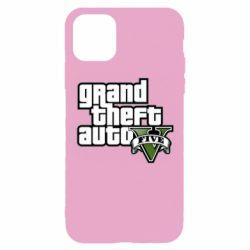 Чехол для iPhone 11 Pro GTA V Maine Logo