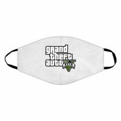 Маска для лица GTA V Maine Logo