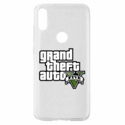 Чехол для Xiaomi Mi Play GTA V Maine Logo