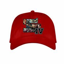 Детская кепка GTA V - FatLine