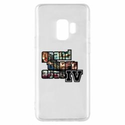 Чохол для Samsung S9 GTA IV