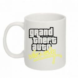 Кружка 320ml GTA Vice City