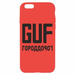 Чехол для iPhone 6/6S Guf - FatLine