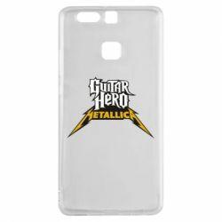 Чехол для Huawei P9 Guitar Hero Metallica - FatLine