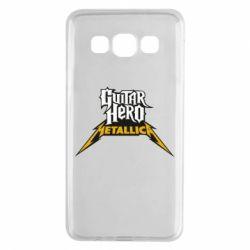 Чехол для Samsung A3 2015 Guitar Hero Metallica - FatLine