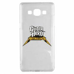 Чехол для Samsung A5 2015 Guitar Hero Metallica - FatLine