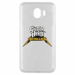 Чехол для Samsung J4 Guitar Hero Metallica - FatLine