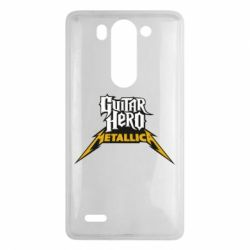 Чехол для LG G3 mini/G3s Guitar Hero Metallica - FatLine