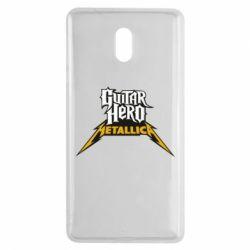 Чехол для Nokia 3 Guitar Hero Metallica - FatLine