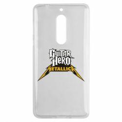 Чехол для Nokia 5 Guitar Hero Metallica - FatLine