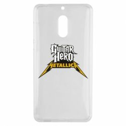 Чехол для Nokia 6 Guitar Hero Metallica - FatLine
