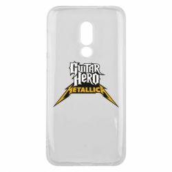 Чехол для Meizu 16 Guitar Hero Metallica - FatLine