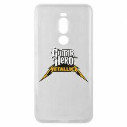 Чехол для Meizu Note 8 Guitar Hero Metallica - FatLine