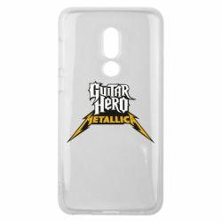 Чехол для Meizu V8 Guitar Hero Metallica - FatLine