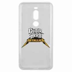 Чехол для Meizu V8 Pro Guitar Hero Metallica - FatLine